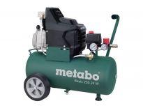 Metabo Basic 250-24 W Compressor - 1500W - 8 bar - 24L - 95 l/min - 601533000