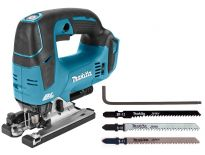 Makita DJV182ZJ 18V Li-Ion accu decoupeerzaag body  in Mbox - D-greep - koolborstelloos