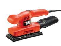 Black and Decker KA310 vlakschuurmachine - 240W - 92x230mm - KA310-QS