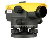 Leica NA324 Automatische waterpas met zoomfunctie in koffer & Telescopische baak (CLR102) & Statief (CTP104)  - 24x - 121539