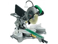 Hitachi C8FSHE Telescopisch afkort- en verstekzaagmachine + laser - 1050W - 216 x 30mm - 93461756