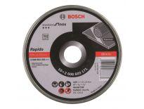 Bosch 2608603255 Doorslijpschijf - Standard - 125 x 22,23mm - Rapido Metaal