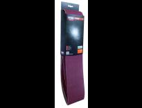 FERM BGA1058 3 delige Schuurbandset - K60 / 100 / 150 - 100 x 915mm