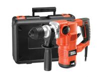 Black + Decker KD1250K SDS-plus Combihamer in koffer - 1250W - 3,5J  - KD1250K-QS