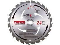 Makita B-08006 Cirkelzaagblad - 165 x 20 x 24T - Hout