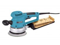 Makita BO6030 Excentrische schuurmachine - 310W - 150mm - variabel