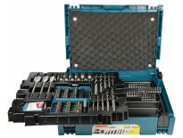 Makita B-45032 100 delige accessoire set in Mbox