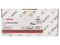 Bosch 2608607833 Schuurschijf C470 - K40 - 150mm (50st)