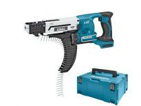 Makita DFR550ZJ 18V Li-Ion accu schroefautomaat / bandschroefmachine body in Mbox - 25-55mm