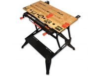 Black and Decker WM825 opvouwbare werktafel - workmate - WM825-XJ