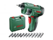 Bosch PSR Select 3.6V Li-Ion accu schroevendraaier set (1.5Ah accu) - 0603977000