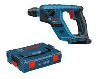 Bosch GBH 18 V-LI Compact 18V Li-Ion Accu SDS-plus boorhamer body in L-Boxx - 1J - 0611905304