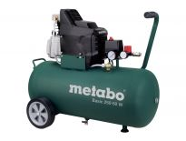 Metabo Basic 250-50 W Compressor - 1500W - 8 bar - 50L - 95 l/min - 601534000