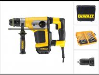 DeWalt D25324TKS SDS-plus Combihamer incl. 10 delige XLR SDS-plus borenset in koffer - 800W - 2,8J