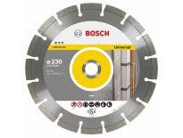 Bosch 2608602195 Standard Diamantdoorslijpschijf - 230 x 22,23 x 2,3mm - universeel
