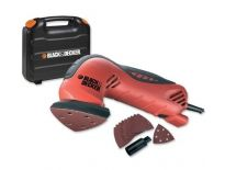 Black and Decker KA511EKA delta schuurmachine in koffer - 260W - KA511EKA-QS