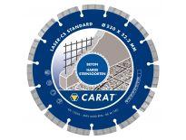 Carat CS23030010 CS Standard Diamantdoorslijpschijf - 230 x 22,23mm - beton - harde materialen