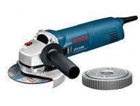 Bosch GWS 1100 + SDS CLIC haakse slijper - 1100W - 125mm - 0601822400