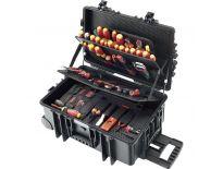 Wiha 40524 115 delige gereedschapset voor elektriciens