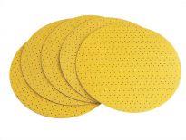 Flex 282.405 Schuurpapier Geperforeerd Velcro - P120 (25st)