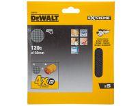 DeWalt DTM3125 Mesh schuurgaas - K120 - 150mm (5st) - DTM3125-QZ