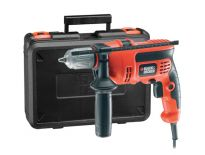 Black and Decker KR654CRESK Klopboormachine in koffer - 650W - variabel