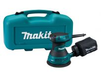 Makita BO5030K Excentrische schuurmachine in koffer - 300W - 125mm