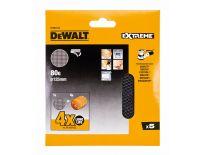 DeWalt DTM3103 Mesh schuurgaas - K80 - 125mm (5st) - DTM3103-QZ