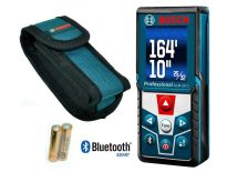 Bosch GLM 50 C laser afstandsmeter in tas - 50m - 0601072C00