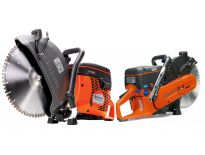 Husqvarna K760 door slijpmachine 3700W - 350mm incl zaagblad
