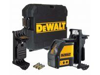 DeWalt DW0822 kruislijnlaser in koffer - 50m - DW0822-XJ