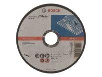 Bosch 2608603165 Doorslijpschijf - Standard - 125 x 22,23mm - Metaal