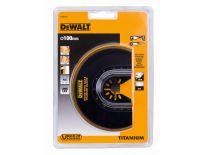 DeWalt DT20711 multitool universeel bi-metaal segmentzaagblad - 102mm  - DT20711-QZ