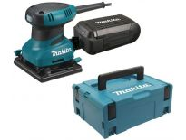 Makita BO4555J Vlakschuurmachine in Mbox - 200W - 112x102mm