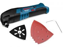 Bosch GOP 10,8 V-Li SOLO 10,8V Li-Ion accu multitool body - variabel - 060185800C