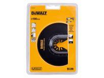DeWalt DT20710 multitool universeel bi-metaal segmentzaagblad - 102mm - DT20710-QZ