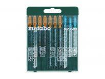 Metabo 623599000 10 delige Decoupeerzaagbladenset in cassette