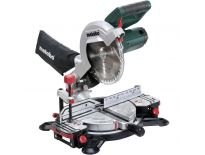 Metabo KS 216 M Afkort- en verstekzaagmachine - 1350W - 216 x 30mm