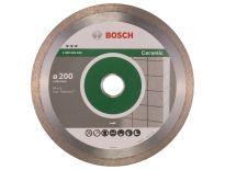 Bosch 2608602636 Best Diamantdoorslijpschijf - 200 x 25,4 x 2,2mm - keramiek