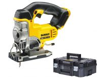 DeWalt DCS331NT 18V Li-Ion accu Decoupeerzaag body in TSTAK - D-greep - variabel - DCS331NT-XJ