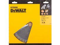 DeWalt DT4322 Extreme Cirkelzaagblad - 250 x 30 x 40T - Hout / Laminaat - DT4322-QZ