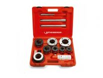 "Rothenberger Super Cut-Set BSPT R,1/2-2"""" Draadsnijset in koffer"