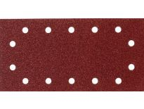 Makita P-43050 Vlak schuurvel Red - K100 - 115 x 228mm (10st)