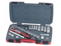 "Teng Tools T3839 39 delige doppenset - 3/8"""
