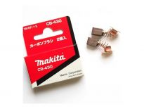 Makita 191971-3 / CB-430 koolborstels (2 st per set)