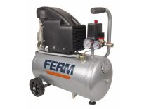 Ferm CRM1045 Compressor - 1100W - 8 bar - 24L
