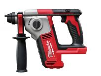 Milwaukee M18 BH-0 18V Li-Ion accu SDS-plus boorhamer body – 1,2J - 4933443320