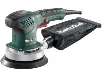 Metabo SXE 3150 Excentrische schuurmachine in koffer - 310W - 150mm - variabel - 600444500