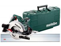 Metabo KS 55 FS Cirkelzaag in koffer & geleiderail - 1200W - 160mm - 690738000