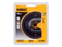 DeWalt DT20718 multitool universeel segmentzaagblad - 95mm - DT20718-QZ